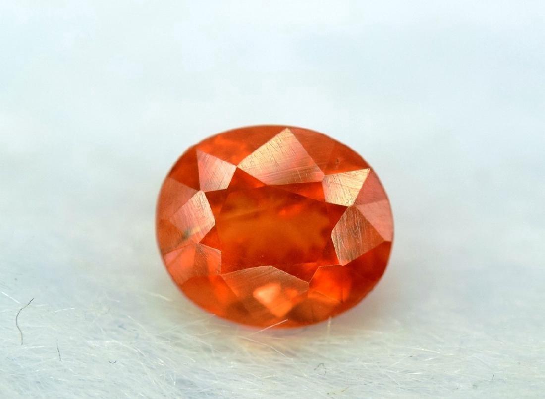 1.14 Carat Rare Triplite Loose gemstone - 3