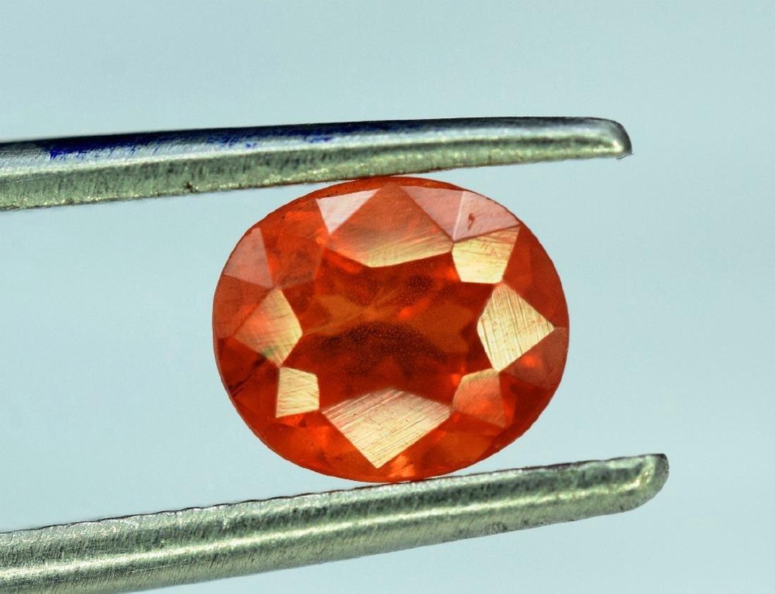1.14 Carat Rare Triplite Loose gemstone - 4