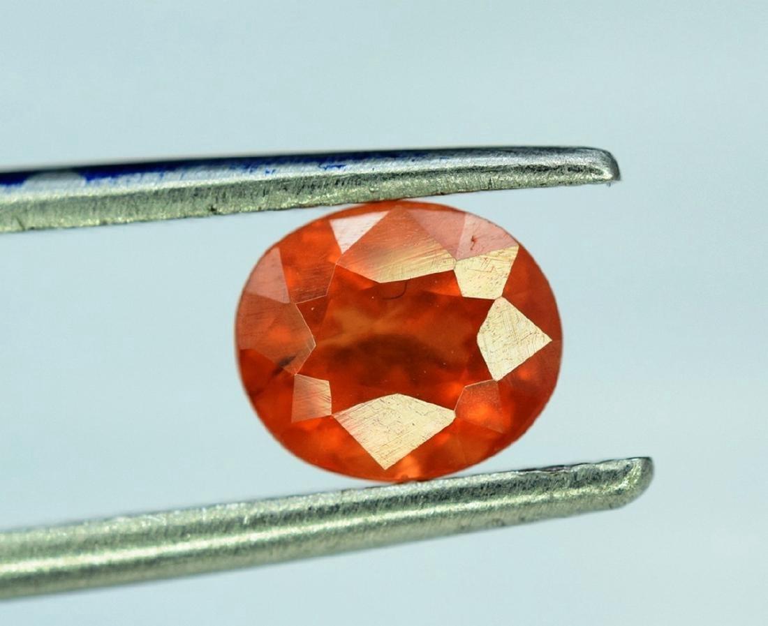 1.14 Carat Rare Triplite Loose gemstone - 5