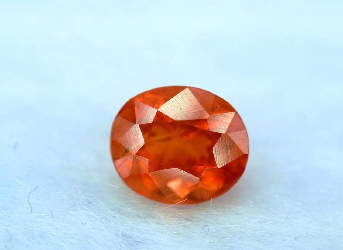 1.14 Carat Rare Triplite Loose gemstone - 6