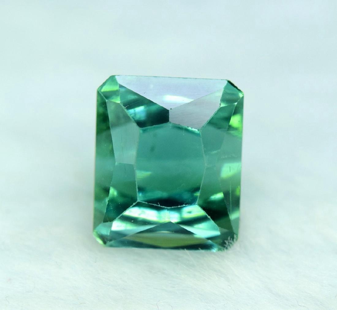 10.95 Carat Flawless Green Kunzite Loose Gemstone - 5