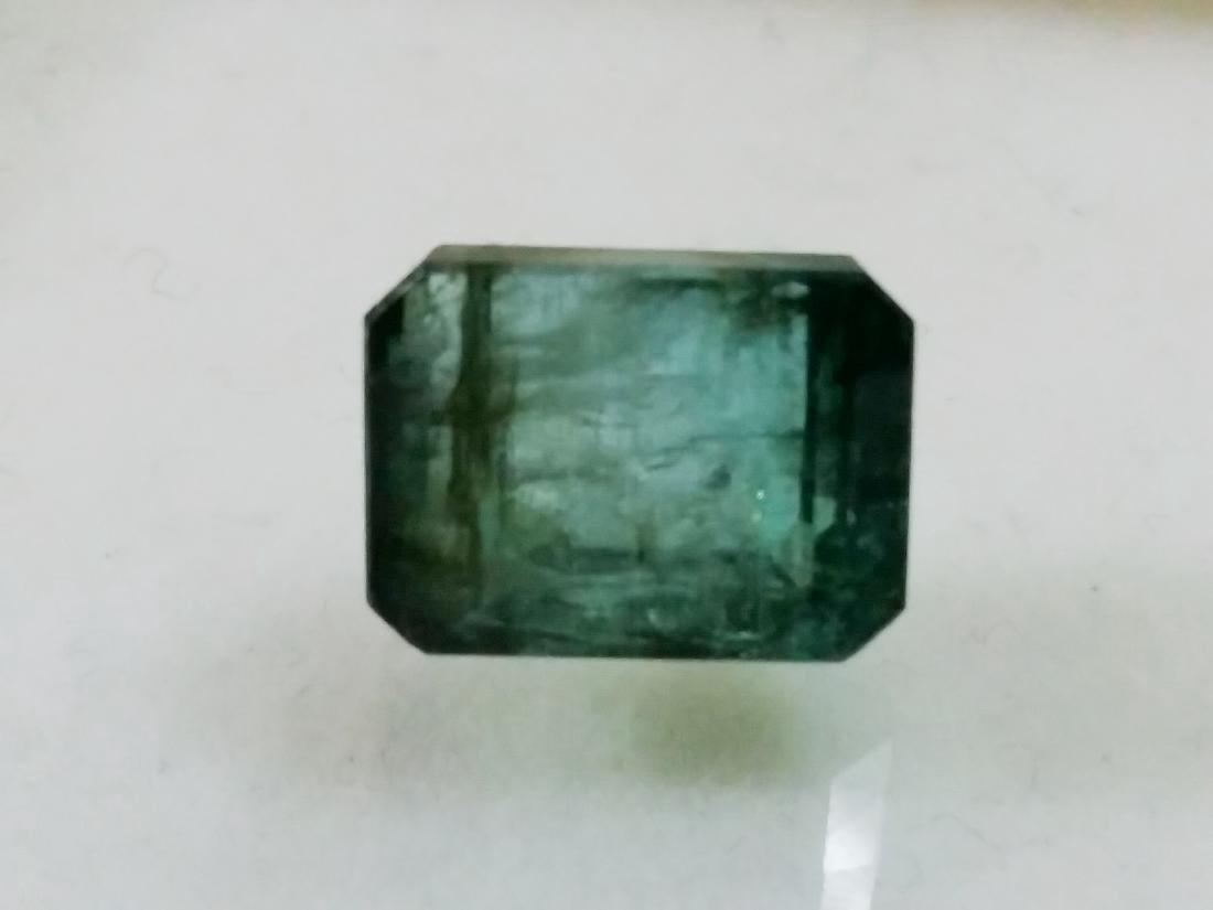 Loose Natural Emerald