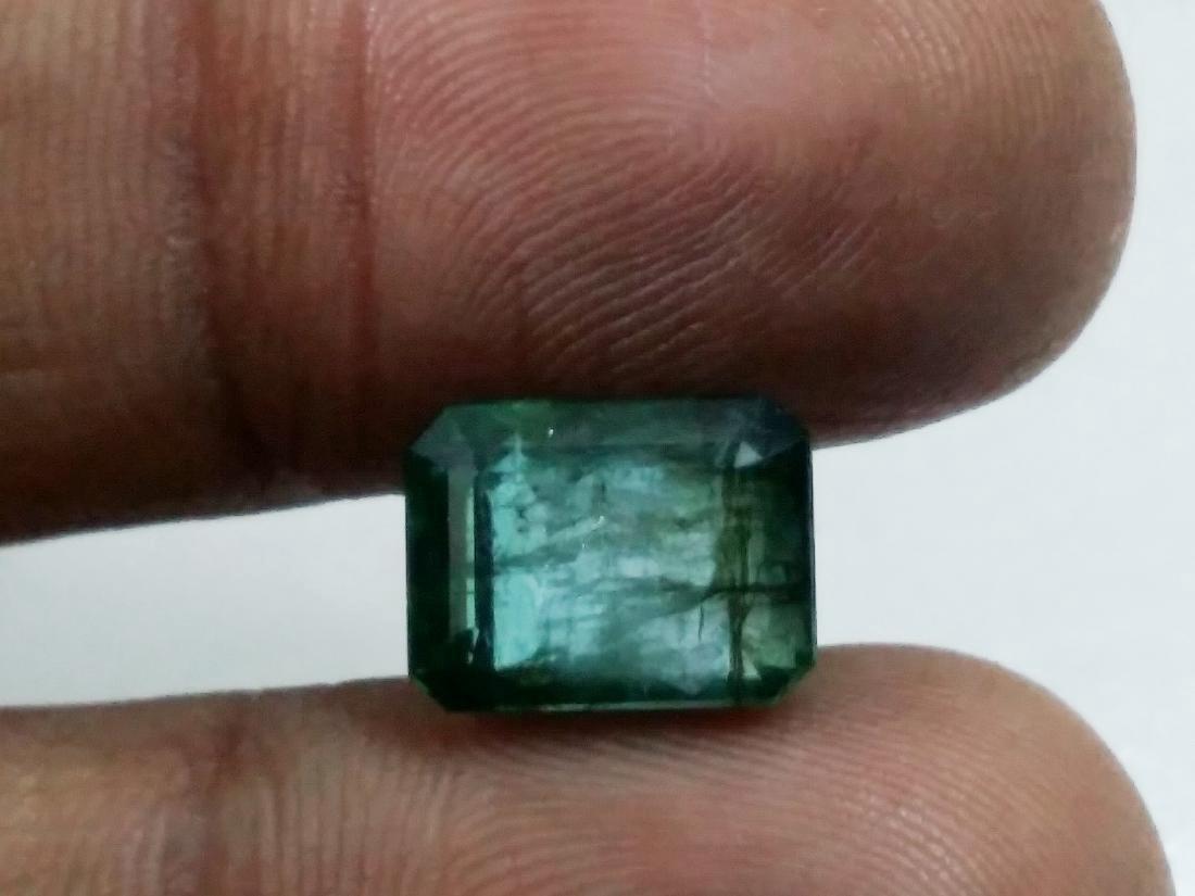Loose Natural Emerald - 2