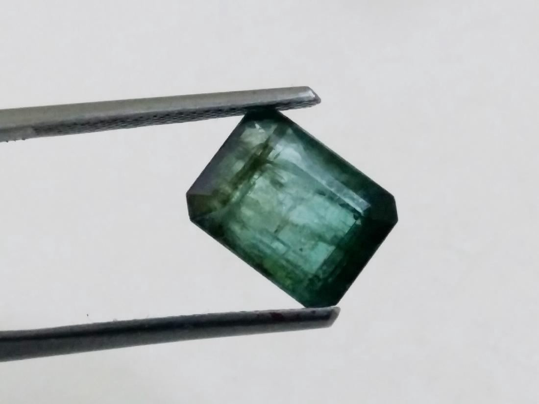 Loose Natural Emerald - 3