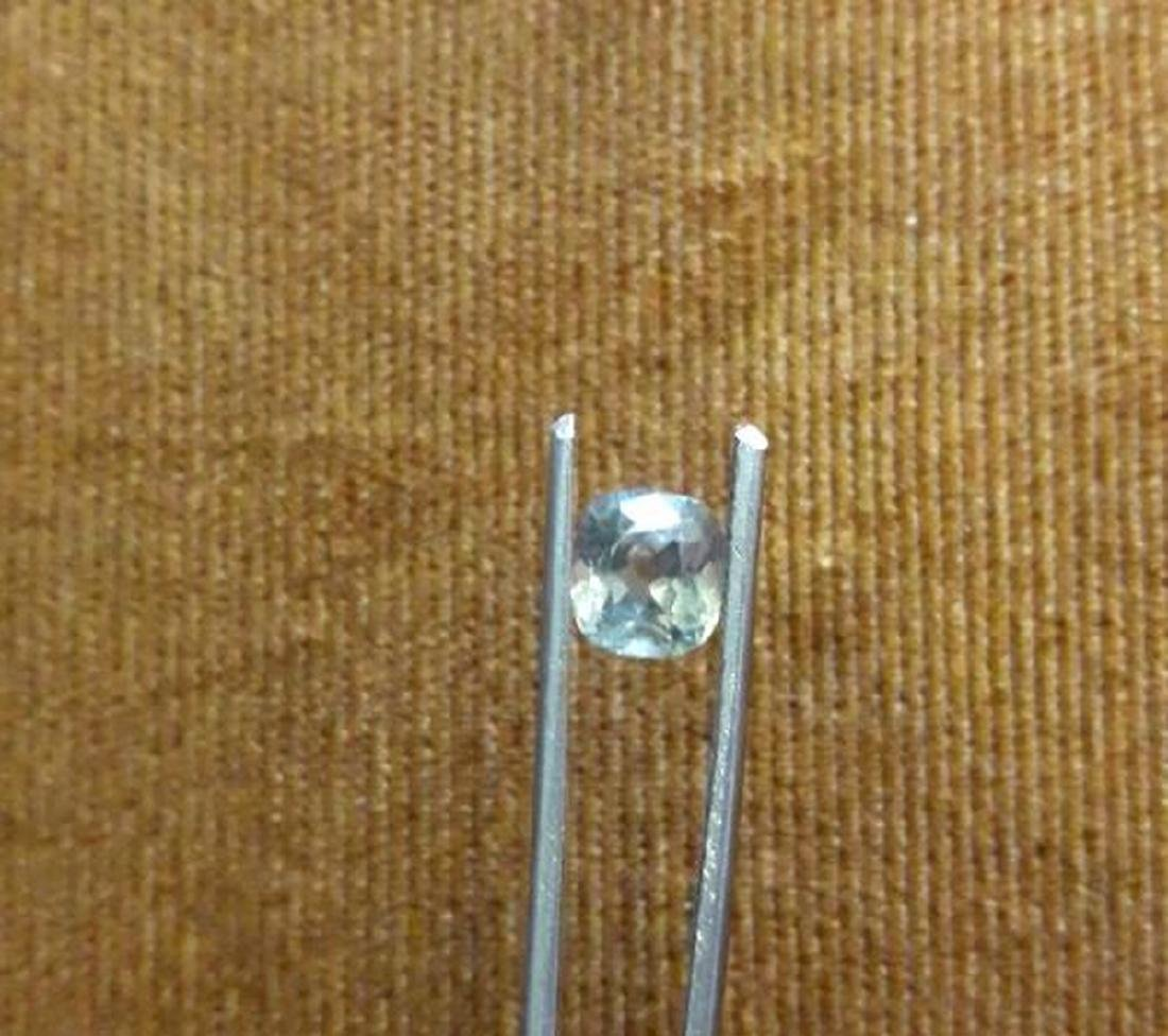 1.83ct untreated Natural Ceylon Green Sapphire | GIA