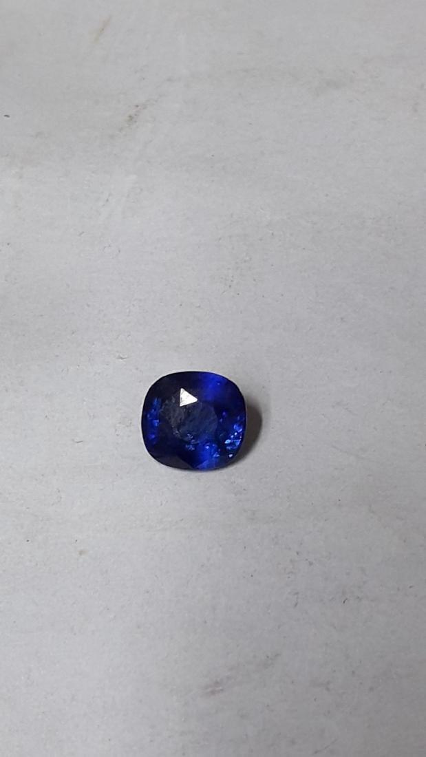 1.90ct Natural royal-blue Ceylon Sapphire | GIA Cert.