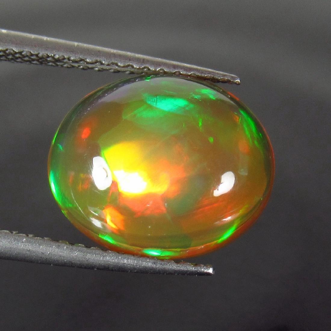 2.70 Carat Natural Loose Ethiopian Honey Opal