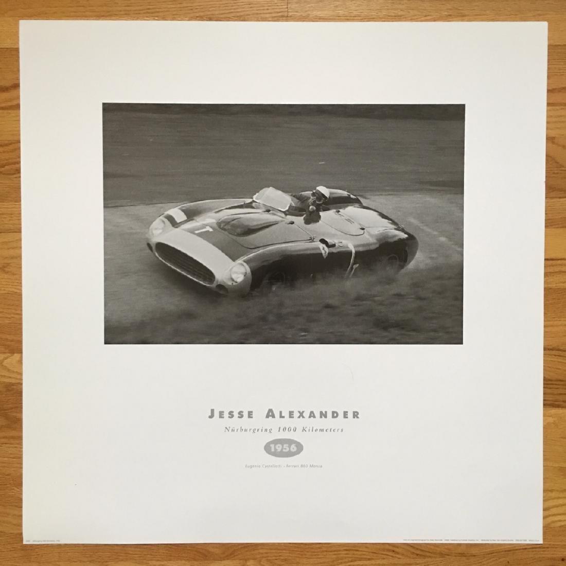 Jesse Alexander Nurburging Poster