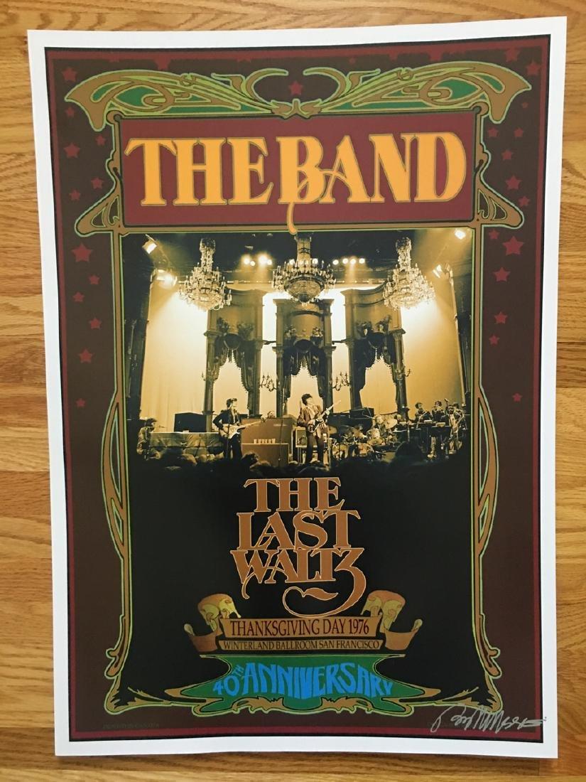 BOB MASSE - THE BAND - SIGNED