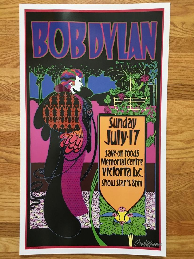 BOB MASSE - BOB DYLAN - SIGNED