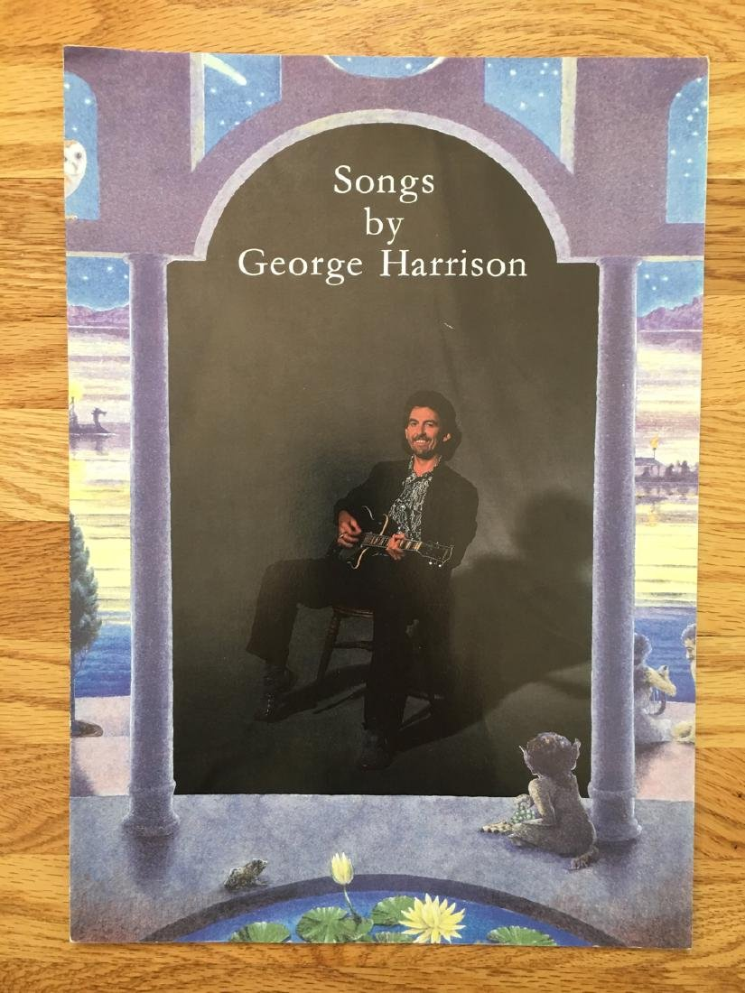 SONGS BY GEORGE HARRISON Offer Packet