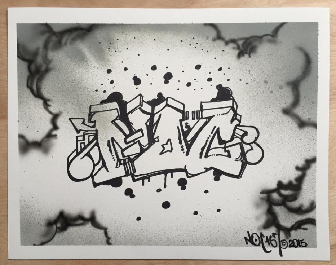 "NOC 167 -""NOC"" Drawing"