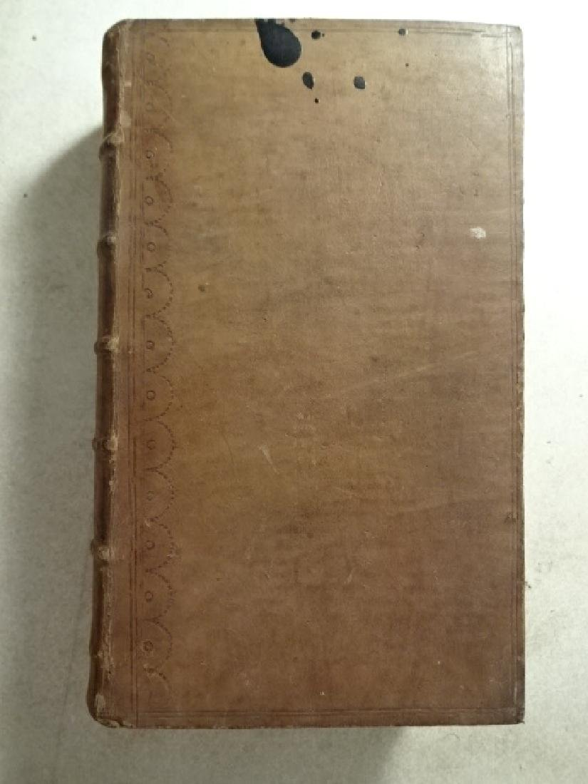 1776 Leather Bound The Spirit of the Bankrupt Laws - 2