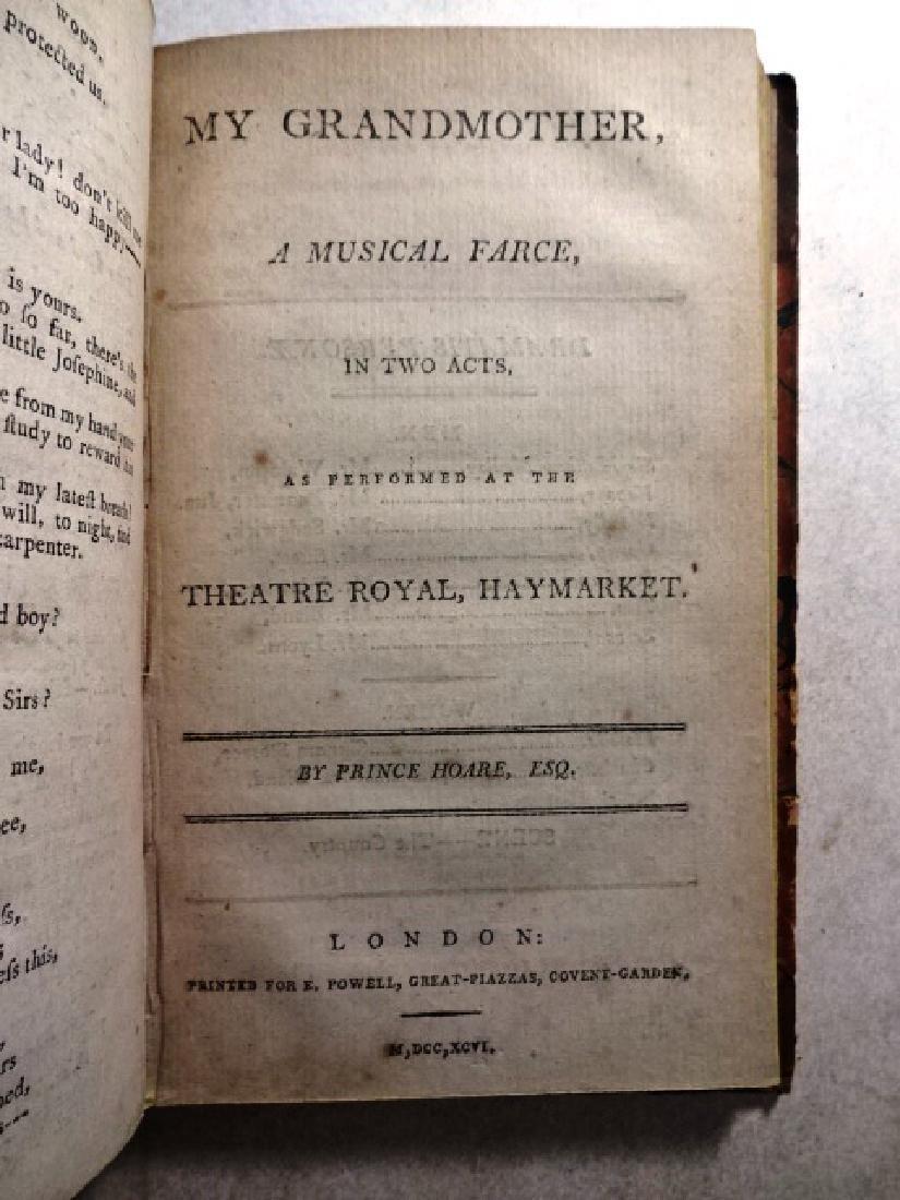 18th C Volume of English Plays Arden of Faversham - 3