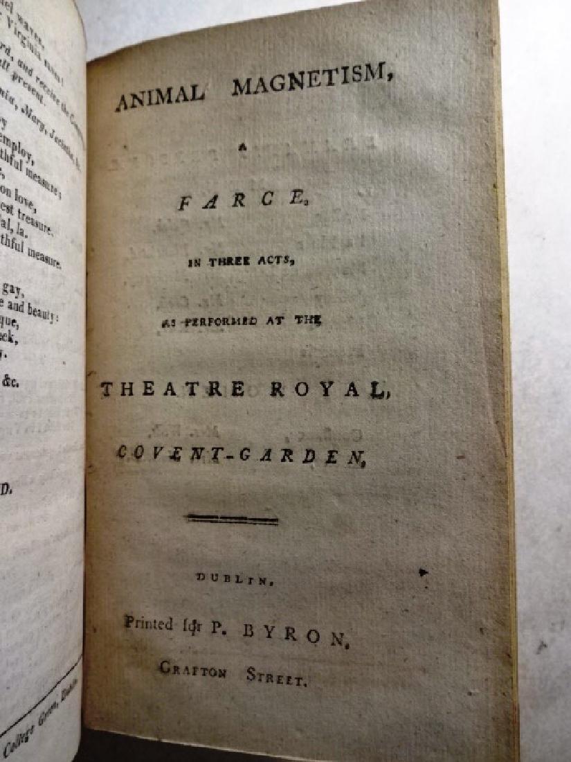 18th C Volume of English Plays Arden of Faversham - 4