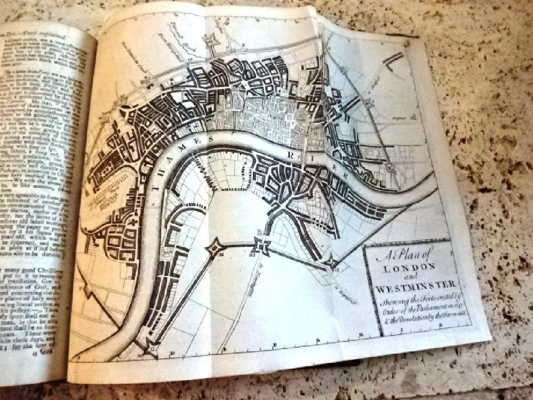 1749 Leather Gentleman's Magazine Fine Plates London
