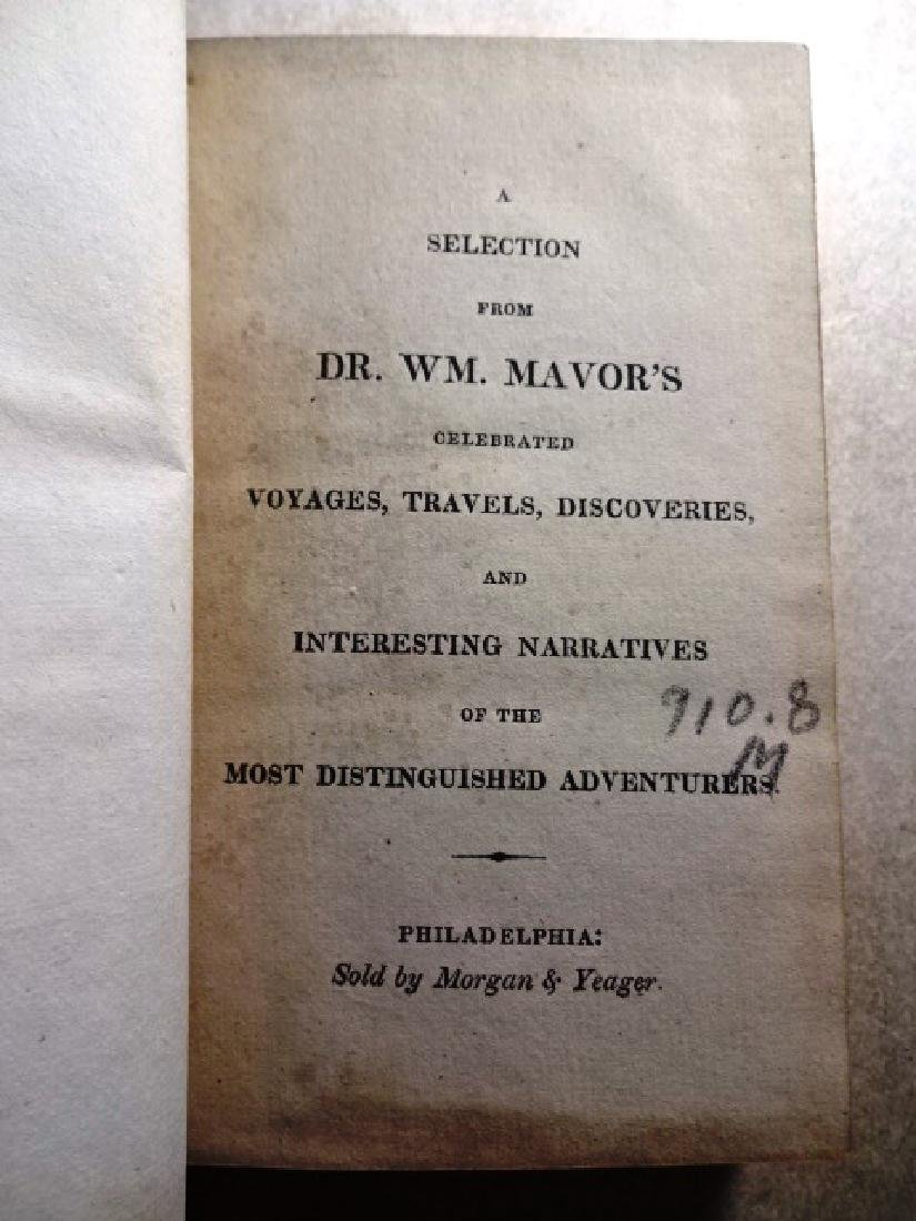 1817 Mavor Travels Egypt North Africa