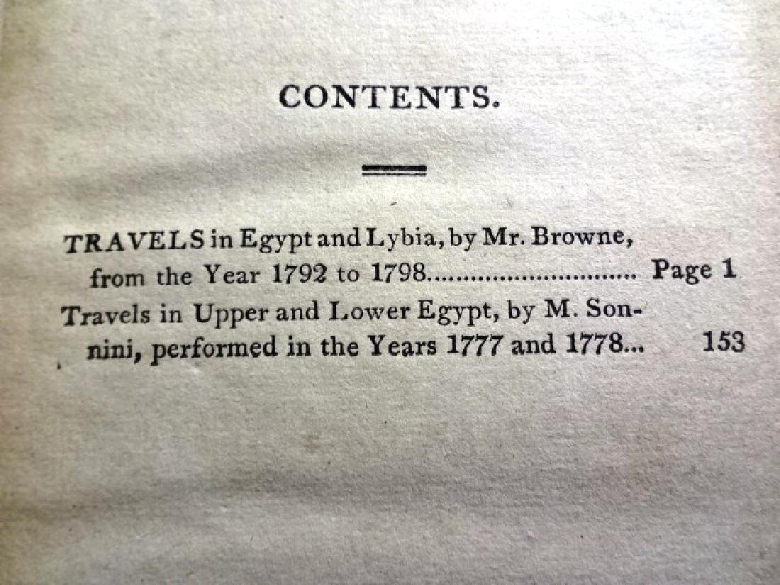 1817 Mavor Travels Egypt North Africa - 2