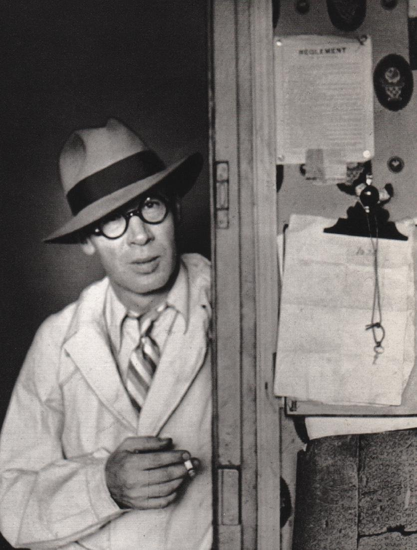 BRASSAI - Henry Miller, 1932