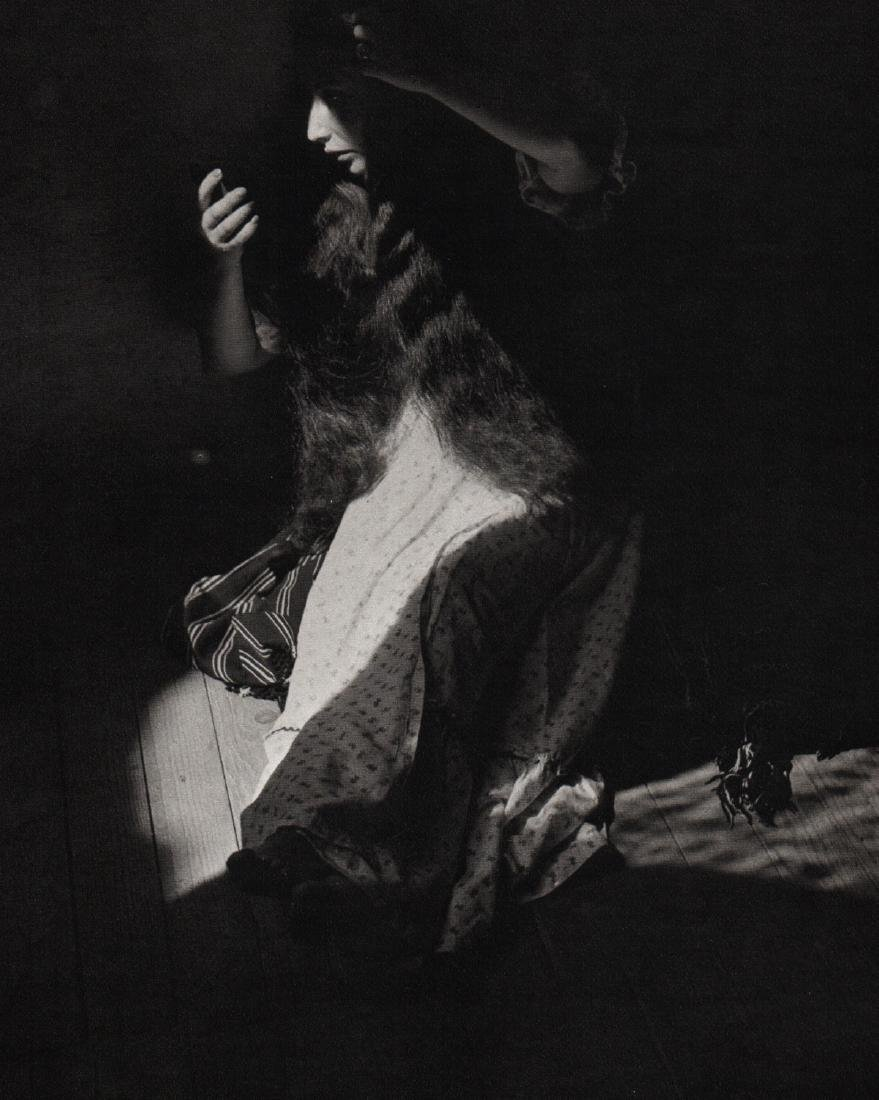 MANUEL ALVAREZ BRAVO - Portrait of the Eternal