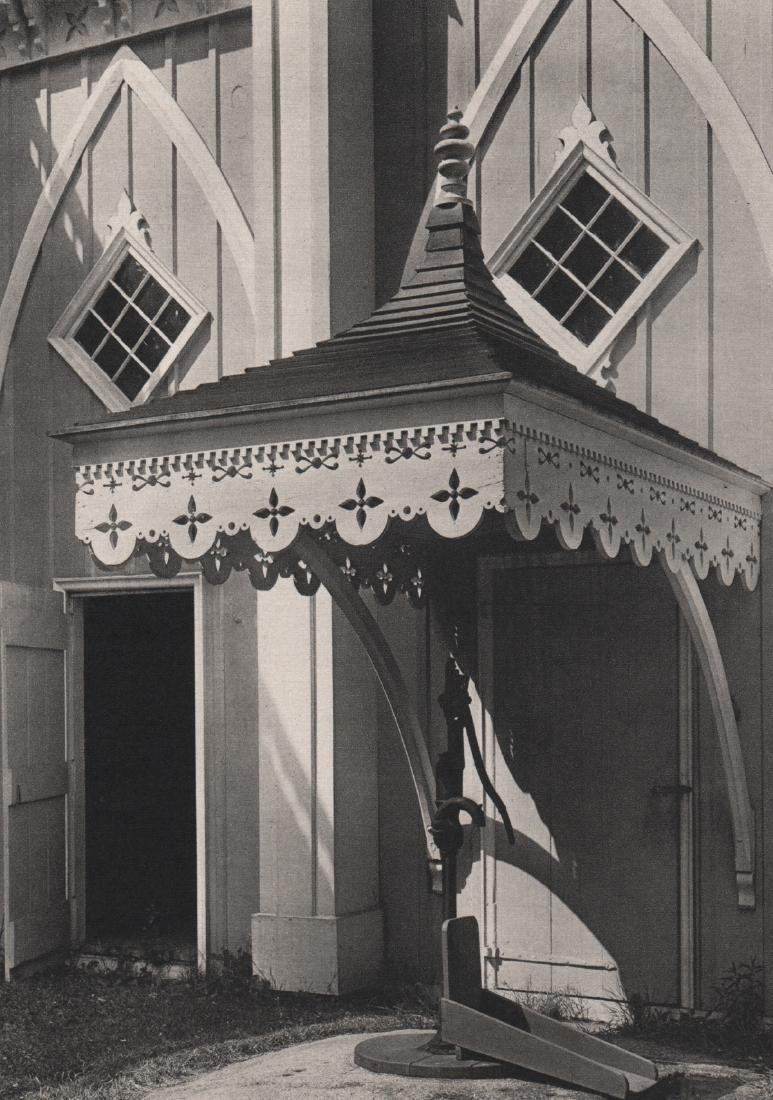 WALKER EVANS - Maine Pump, 1933