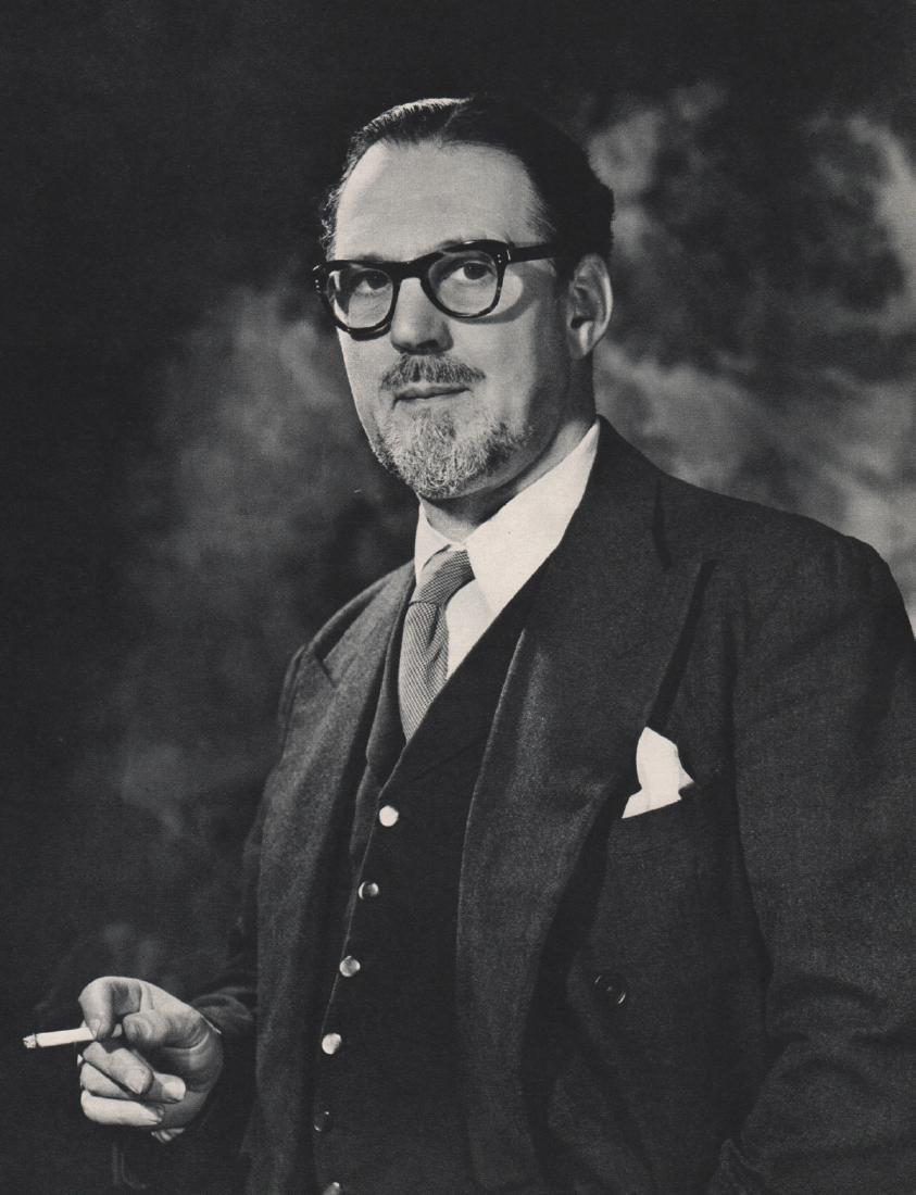 S.K. GAJREE - Walter Bird Portrait