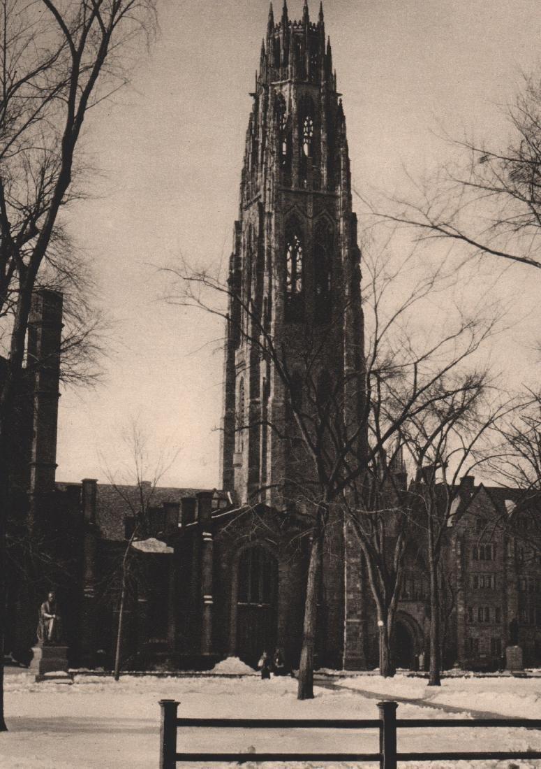 E.O. HOPPE - Yale University