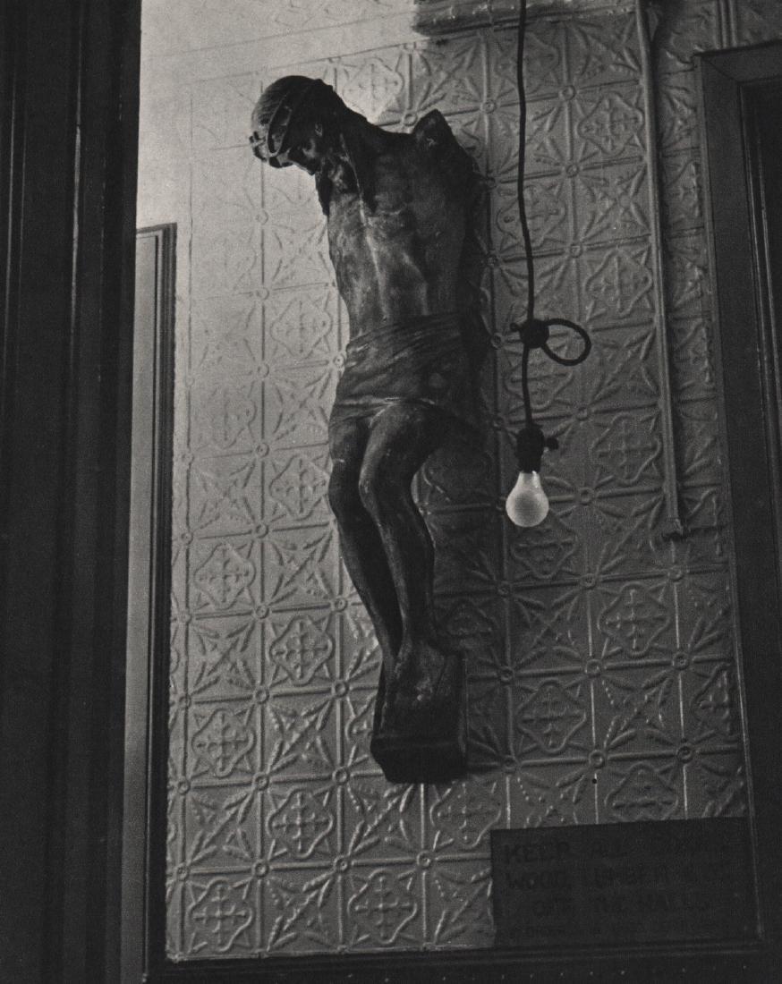 ANDRE KERTESZ - Corridor, New York, 1947