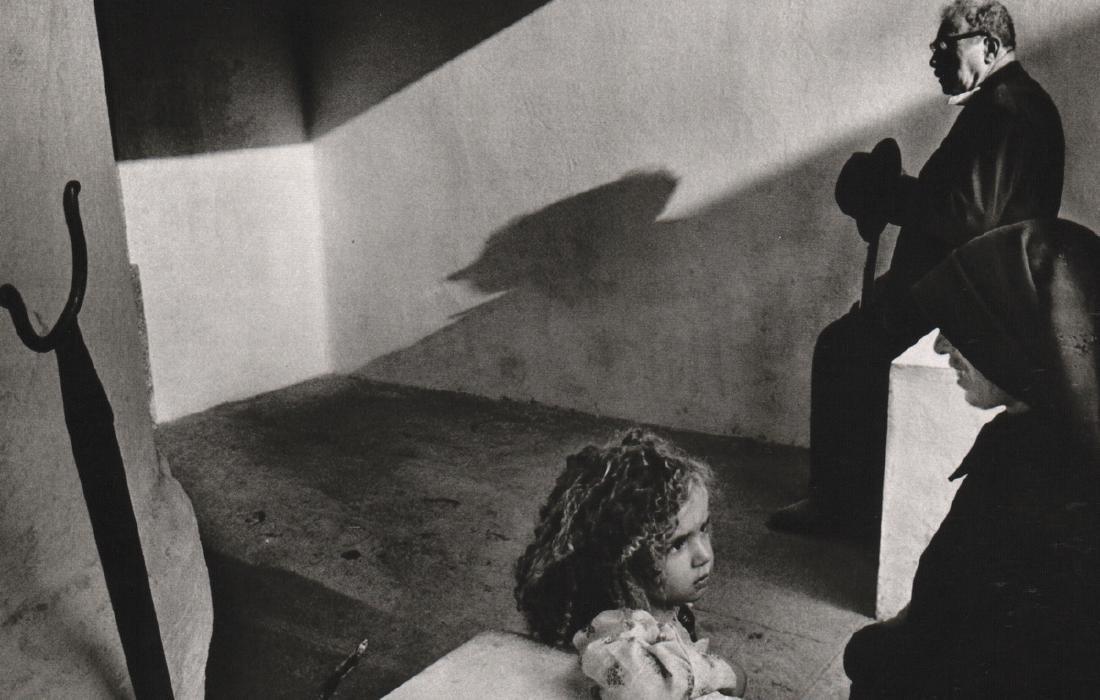 JOSEF KOUDELKA - Portugal, 1976