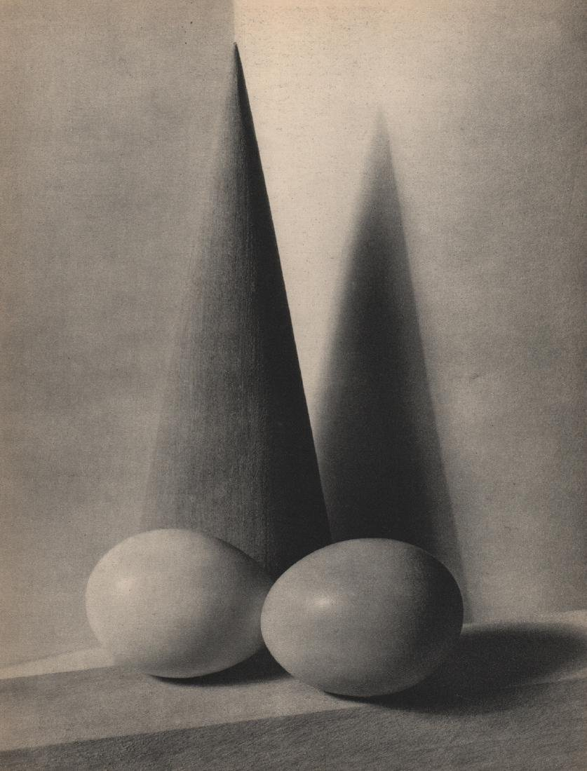 PAUL OUTERBRIDGE - Still-life