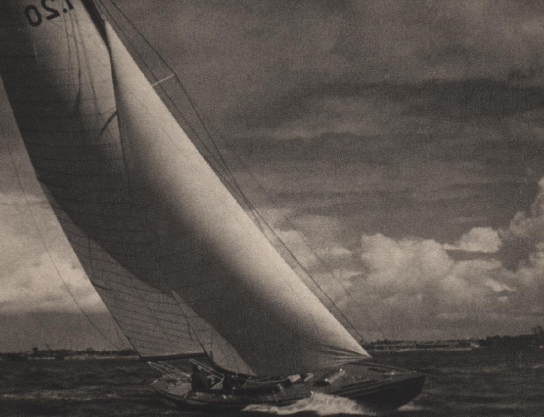 LENI RIEFENSTAHL - 8 Meter Class Winner
