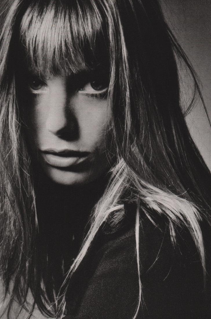 JEANLOUP SIEFF - Jane Birkin, Paris 1968