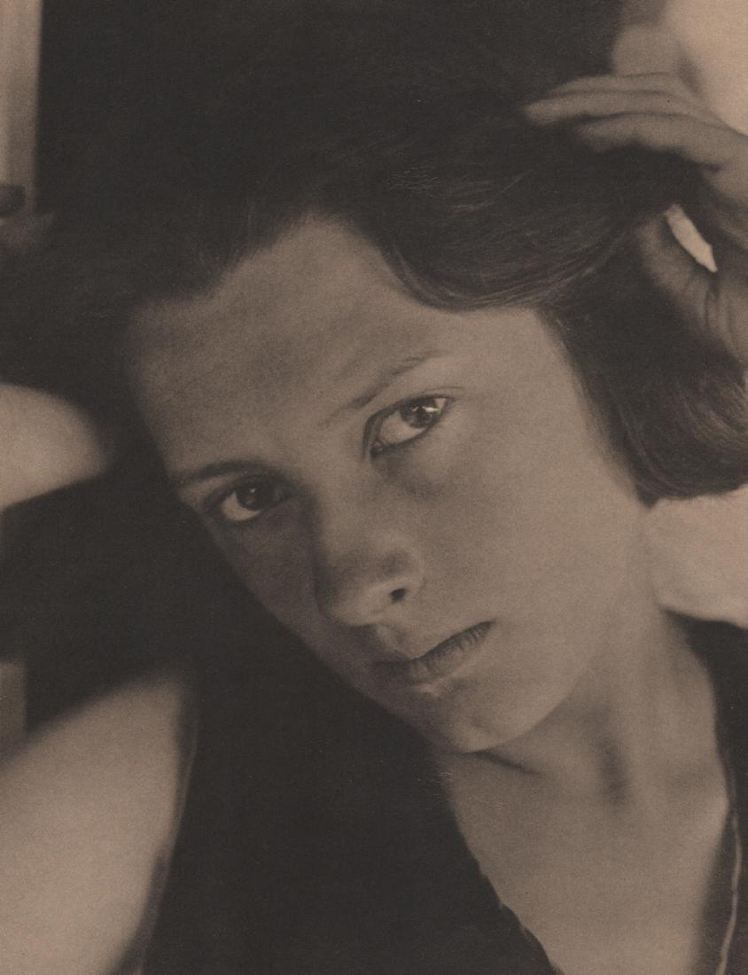 ALFRED STIEGLITZ - Margaret Treadwell, 1921