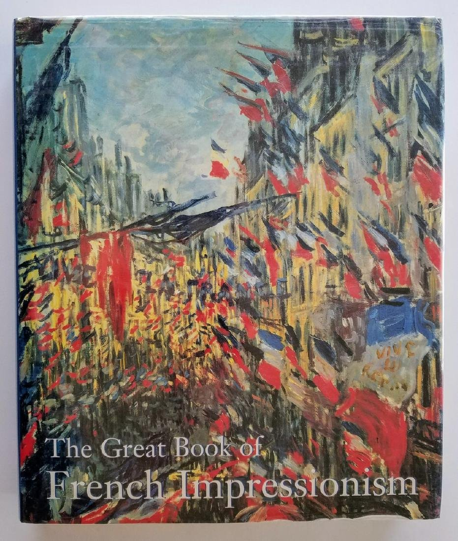 The Great Book of French Impressionism.