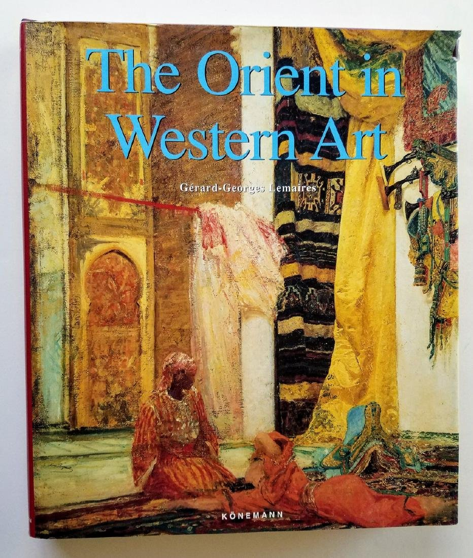 The Orient in Western Art.