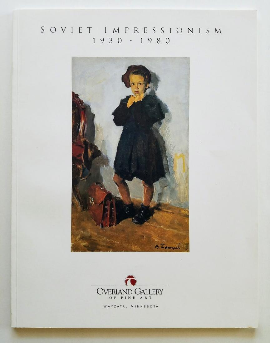 Soviet Impressionism 1930-1980.