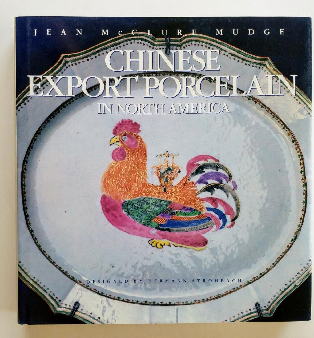Chinese Export Porcelain in North America.