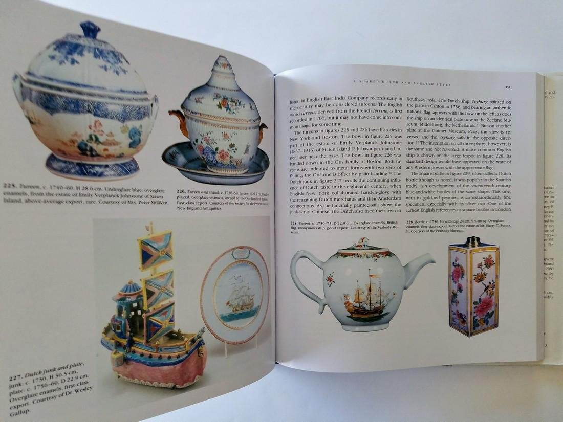 Chinese Export Porcelain in North America. - 2