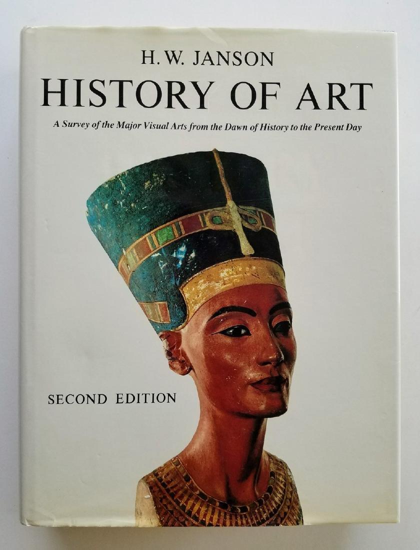 History of Art. A Survey of the Major Visual Arts