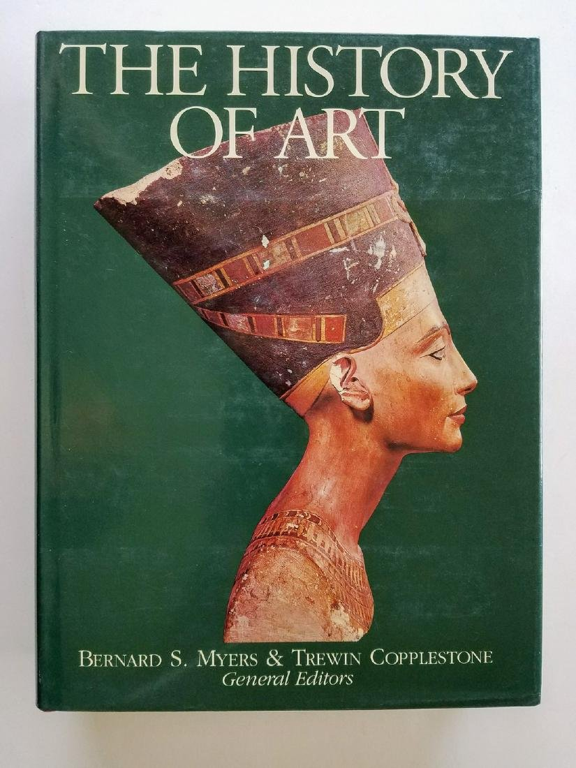The History of Art. Architecture, Painting, Sculpture.