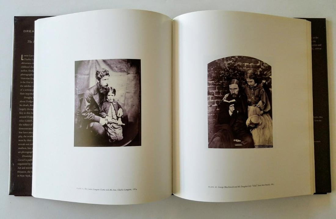 Dreaming in Pictures. The Photography of Lewis Carroll. - 2