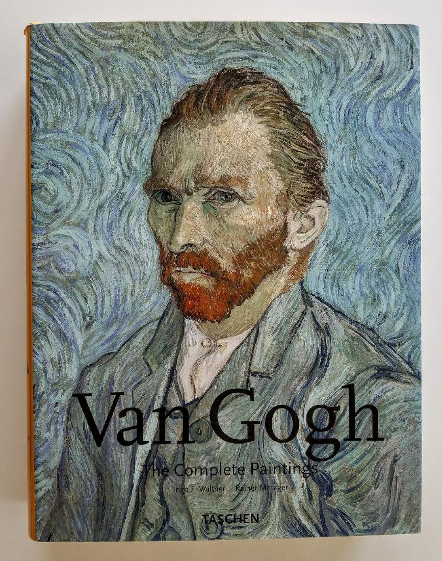 Vincent van Gogh. The Complete Paintings 2 parts in one