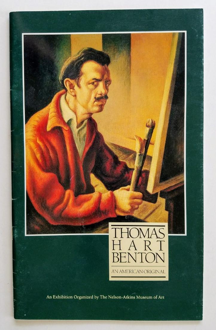 Thomas Hart Benton. An American Original.