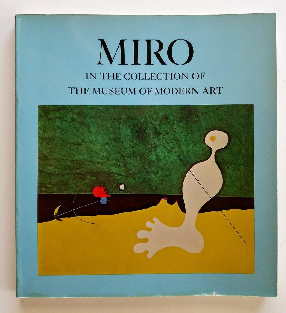 Miro in the Collection of the Museum of Modern Art