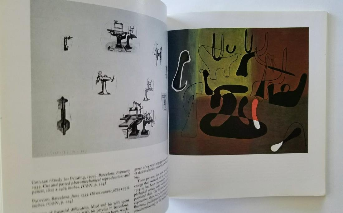 Miro in the Collection of the Museum of Modern Art - 2