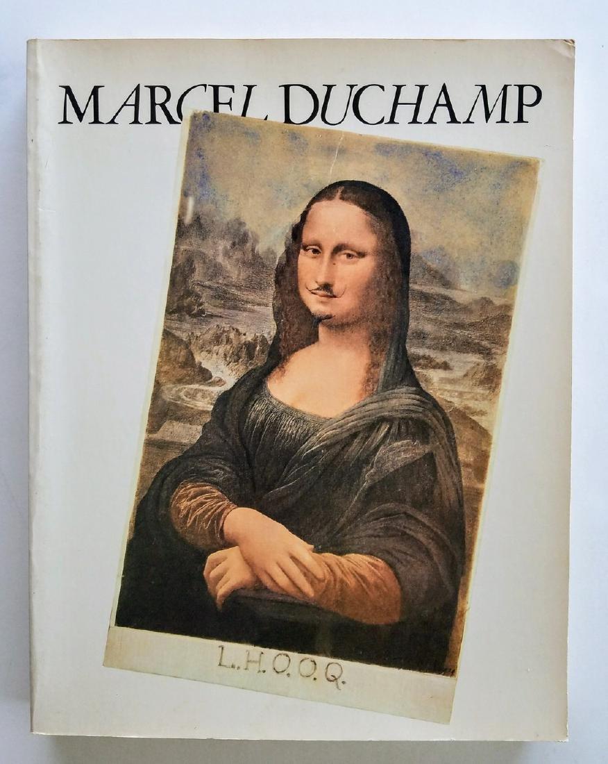 Marcel Duchamp. Anne d'Harnoncourt.