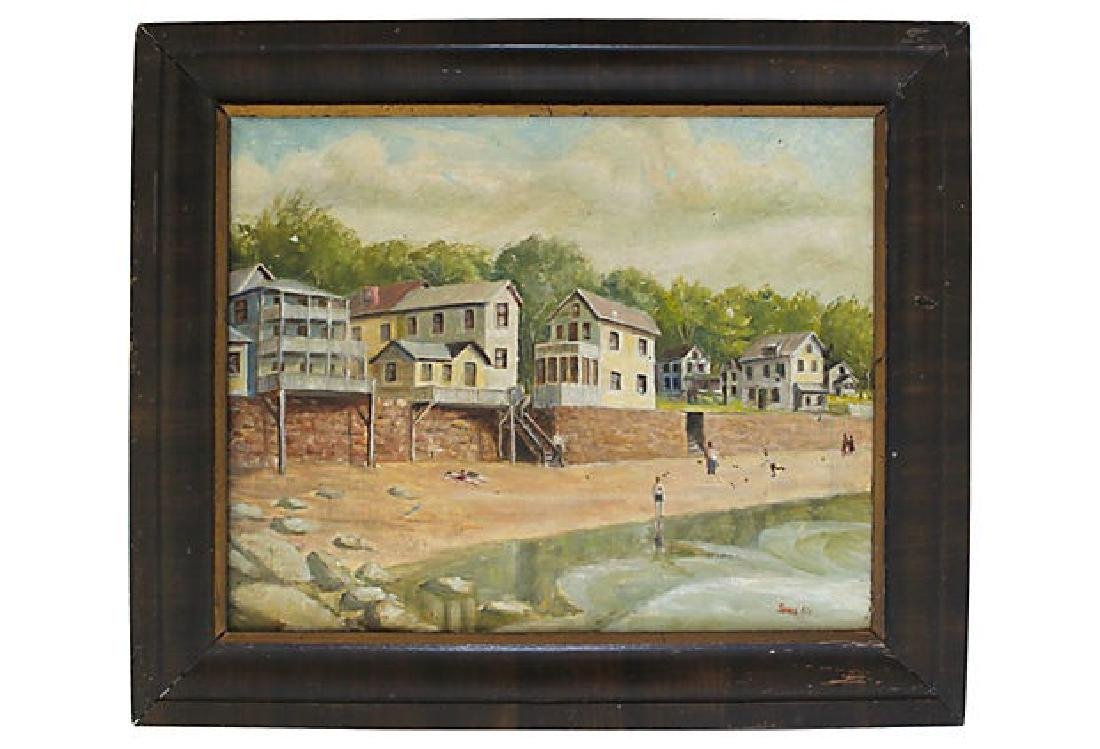 Rockport Beach Painting