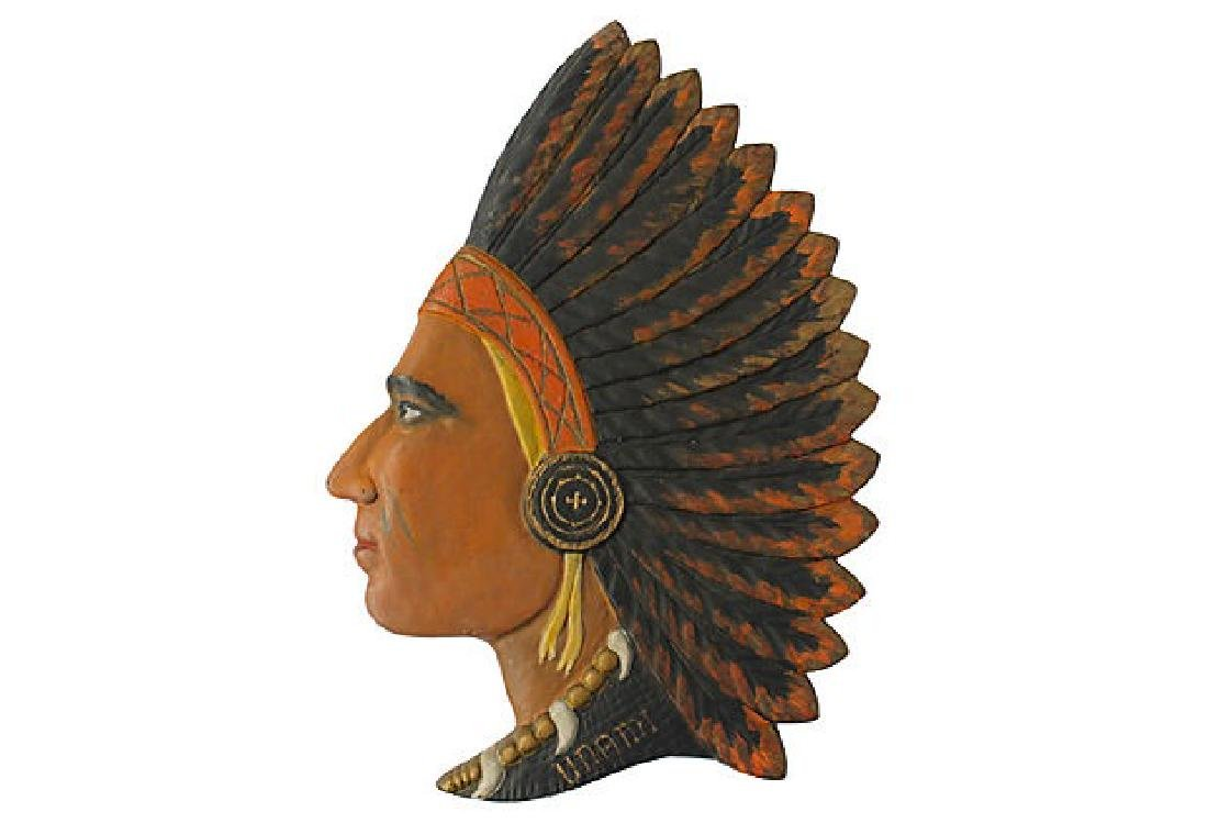 Chief Wall Plaque