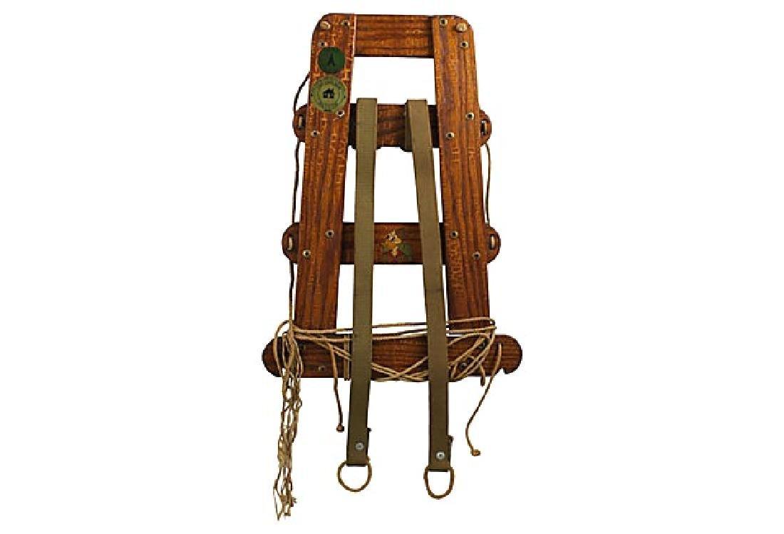 Boy Scout Tack Frame