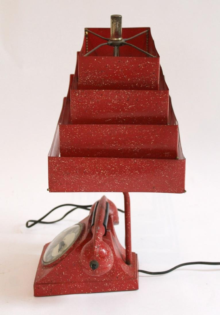 Telephone Lamp/Clock/Lighter - 4